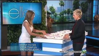 Jennifer Aniston Game Jan 19 2015