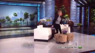 Ellen Monologue & Dance Feb 24 2015