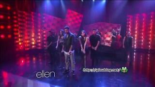 Ricky Martin Performance Feb 11 2015