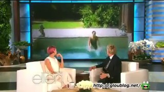 Ellen Monologue & Dance Mar 02 2015
