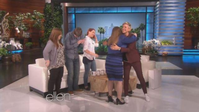 Full Show Ellen March 03 2015
