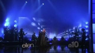 Madonna Performance Mar 19 2015