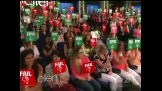 Ellen Monologue & Dance Apr 03 2015