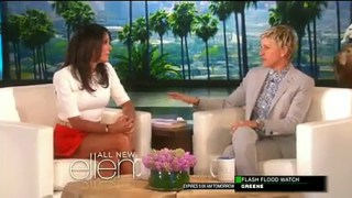 Ellen Monologue & Dance Apr 09 2015