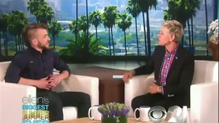 Ellen Monologue & Dance May 26 2015