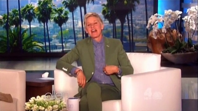 Full Show Ellen May 14 2015