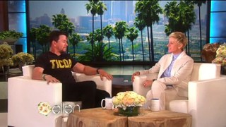 Mark Wahlberg Interview Part 1 May 08 2015