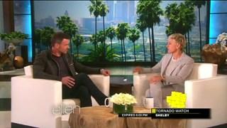 Scott Foley Interview Part 1 may 11 2015