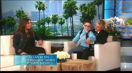 Kids Ellen Loves : Tayt Andersen June 08 2015