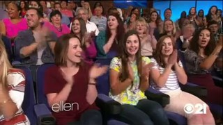 Ellen Monologue & Dance Sept 09 2015