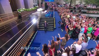 Full Show Ellen NYC September 10 2015