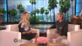 Carrie Underwood Interview Oct 27 2015