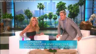 Heidi Klum Interview Oct 28 2015