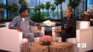 Pharrell Williams Interview Oct 12 2015