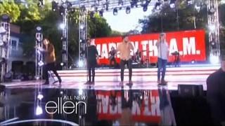 Ellen Monologue & Dance Nov 19 2015