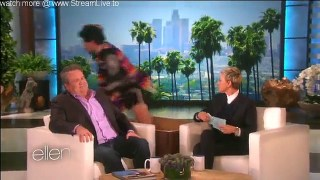Eric Stonestreet Interview part 1 Nov 17 2015