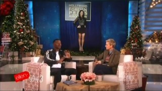 Jamie Foxx Interview Part 1 Nov 25 2015