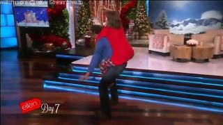Ellen Monologue & Dance Dec 03 2015