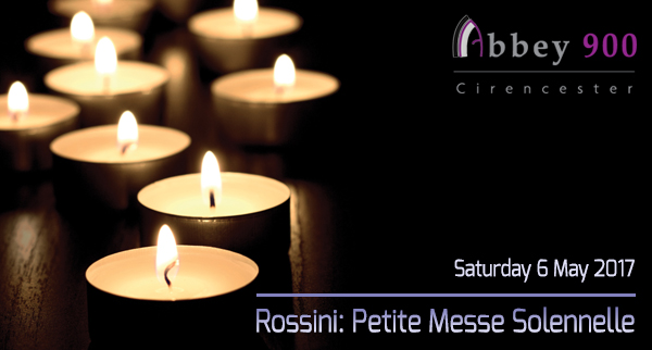 Rossini: Petite Messe Solennelle, Saturday 6 May 2017