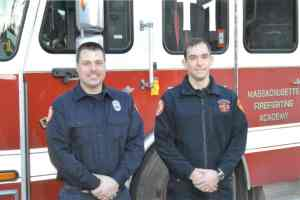 Gloucester Firefighters Graduate from State Firefighting Academy