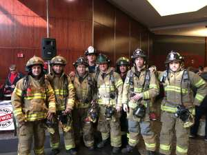 Gloucester Firefighters to Participate in Fight for Air Climb