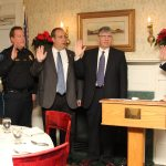 Gloucester Police Chief Sworn in as Vice President of Essex County Chiefs of Police Association