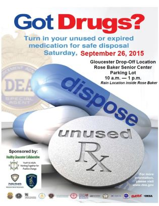 gloucester drug take back_flyer