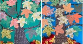 Autumn kids craft, Fall kids craft, Fall tree kids craft