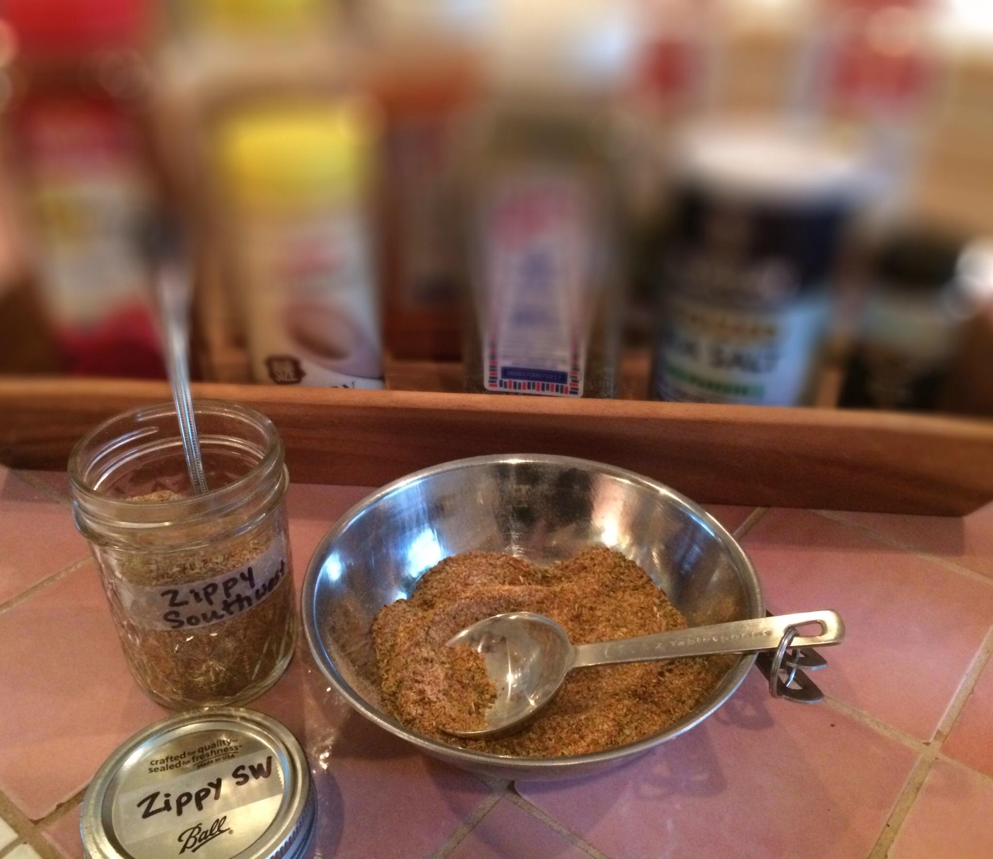Zippy Southwest Spice Mix