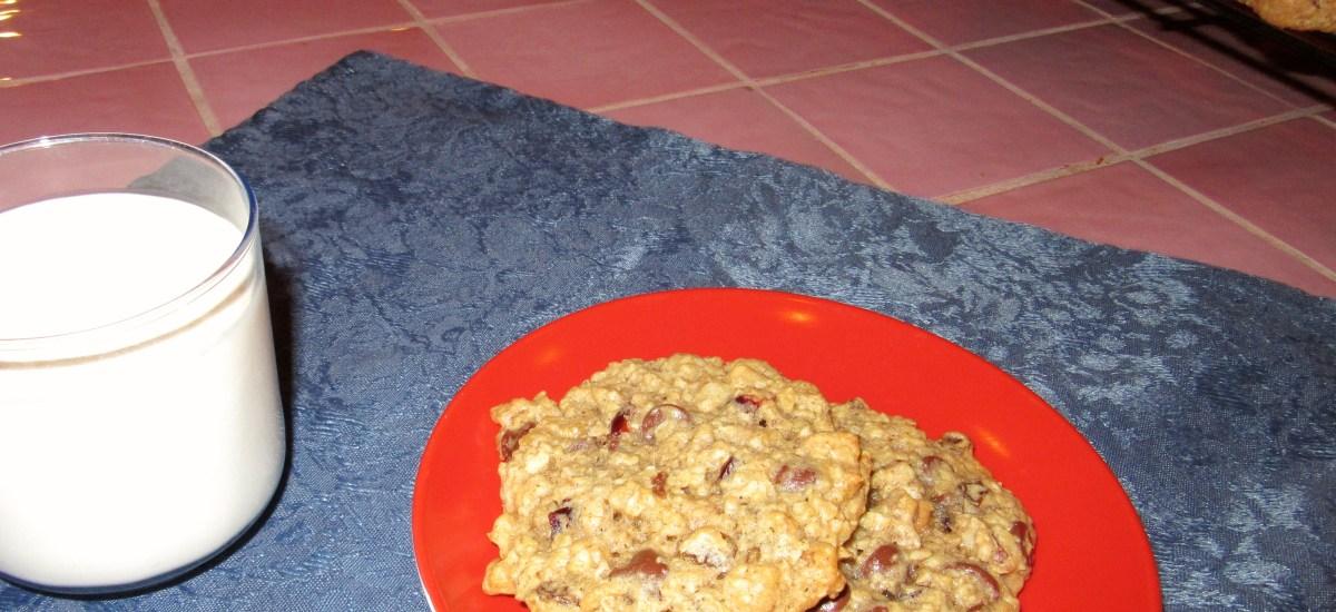 Glover Gardens Comfort Cookies