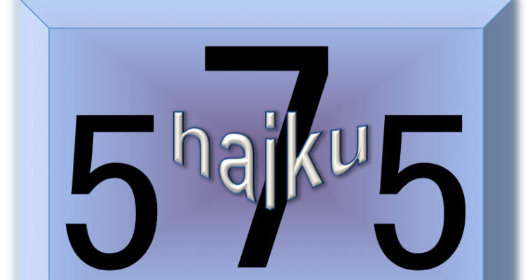 National Haiku Writing Month (#NaHaiWriMo) and the 5-7-5 Controversy