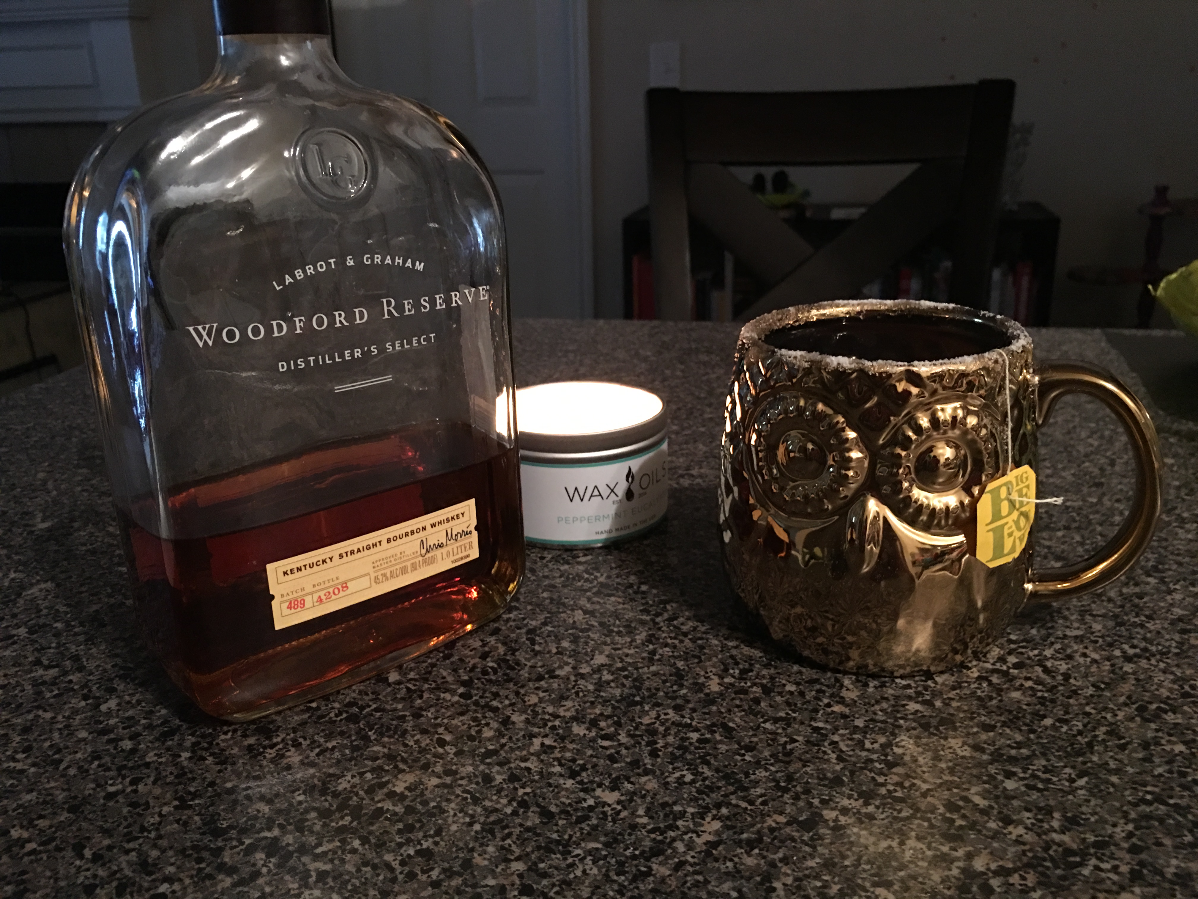 911 Call for a Hot Toddy: Introducing the Myra