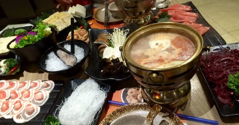 Vicarious Experience: Hot Pot Dinner for Two in Shangai