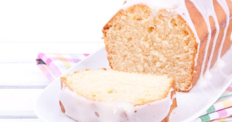 Haiku: Christie's Sour Cream Pound Cake
