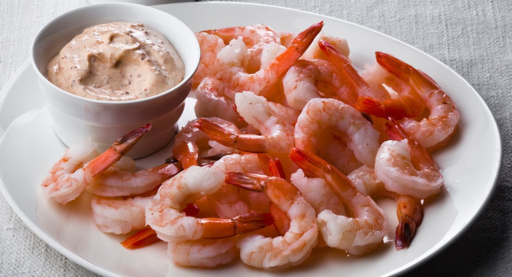 Shrimp with Remoulade Dipping Sauce_Recipe