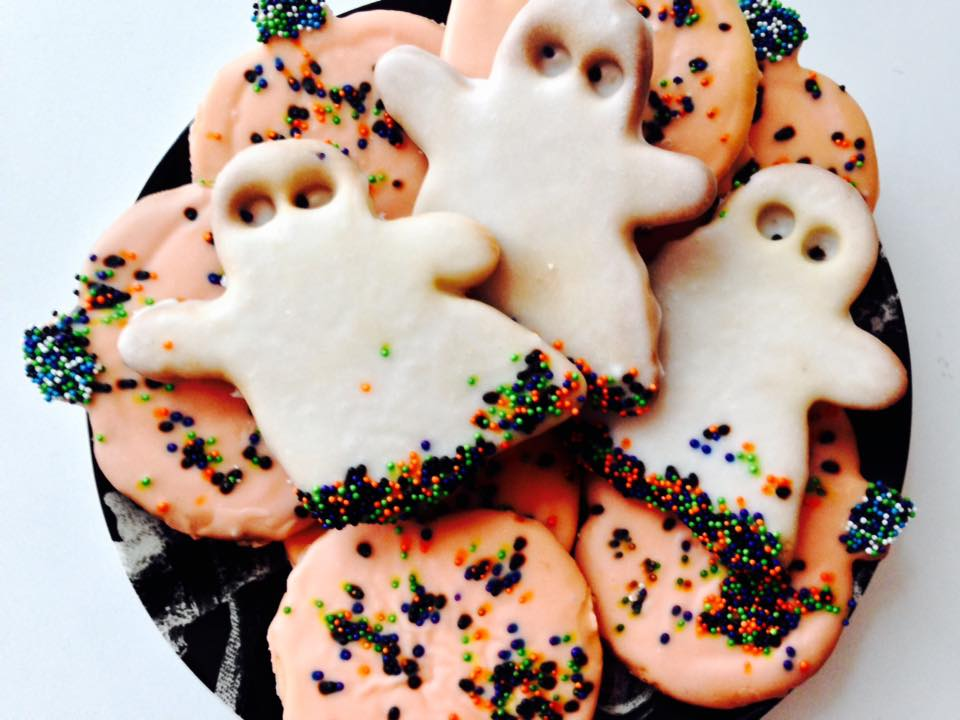 Empty Nester's Halloween: Scotch and Cookies