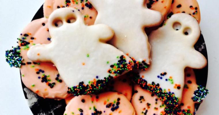 Empty Nester's Halloween: Scotch and Cookies