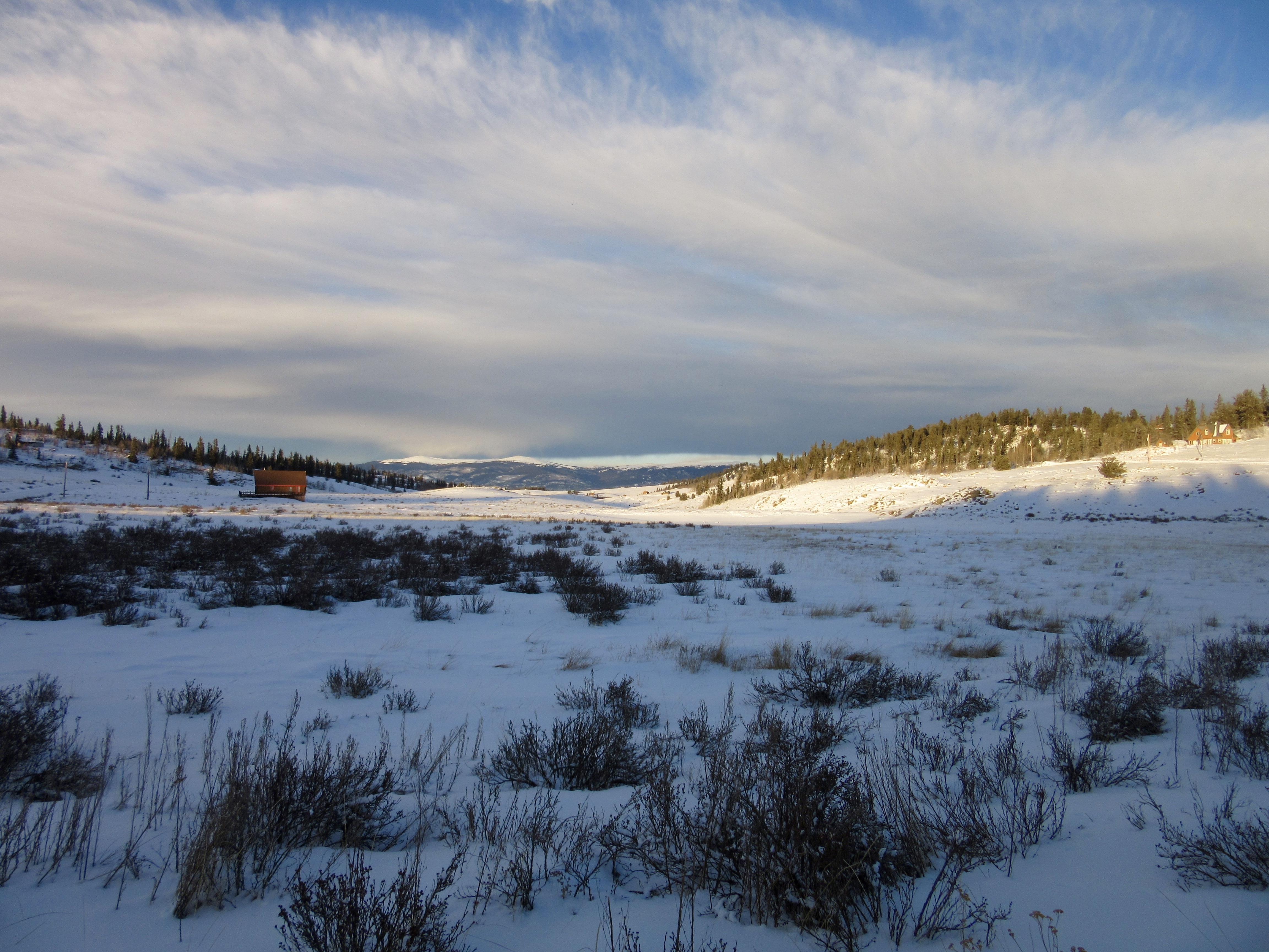 Haiku: Calling Colorado