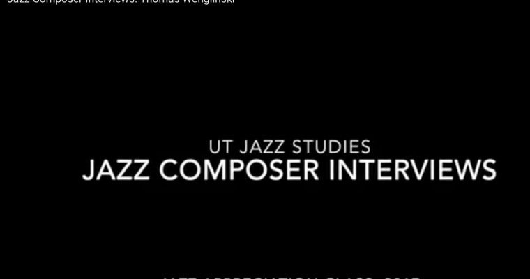 Jazz and Conversation for Your Listening Pleasure