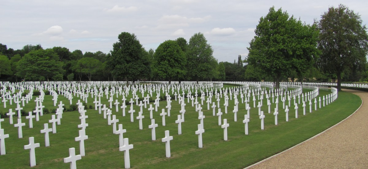 War Cemeteries: a Memorial Day Reminder of the Cost of Peace