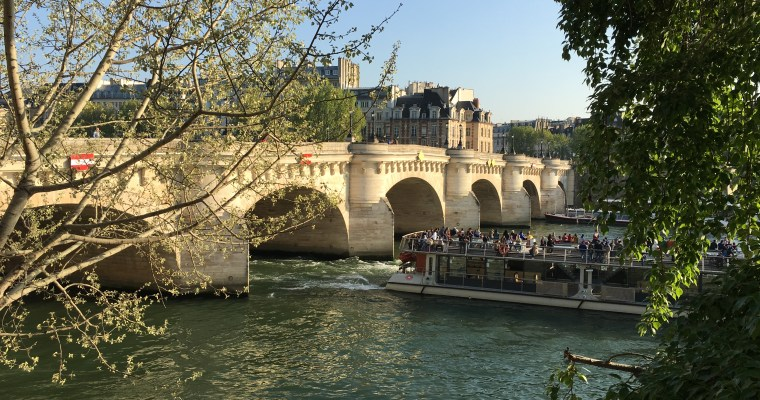 Paris is a Beloved City