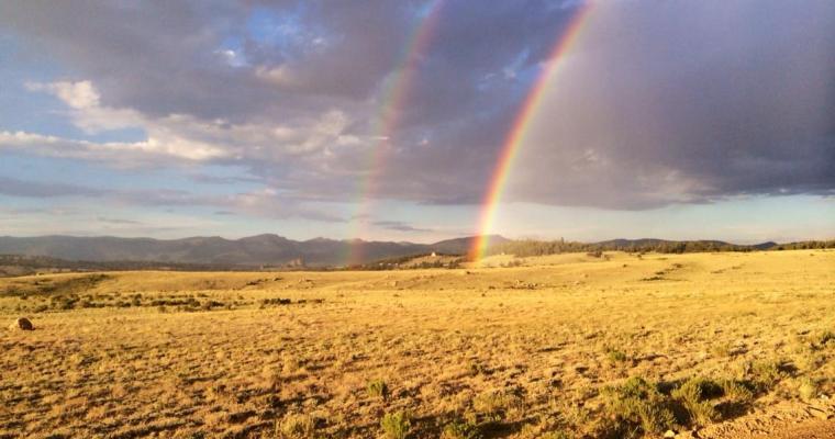 Haiku: Over the Rainbow