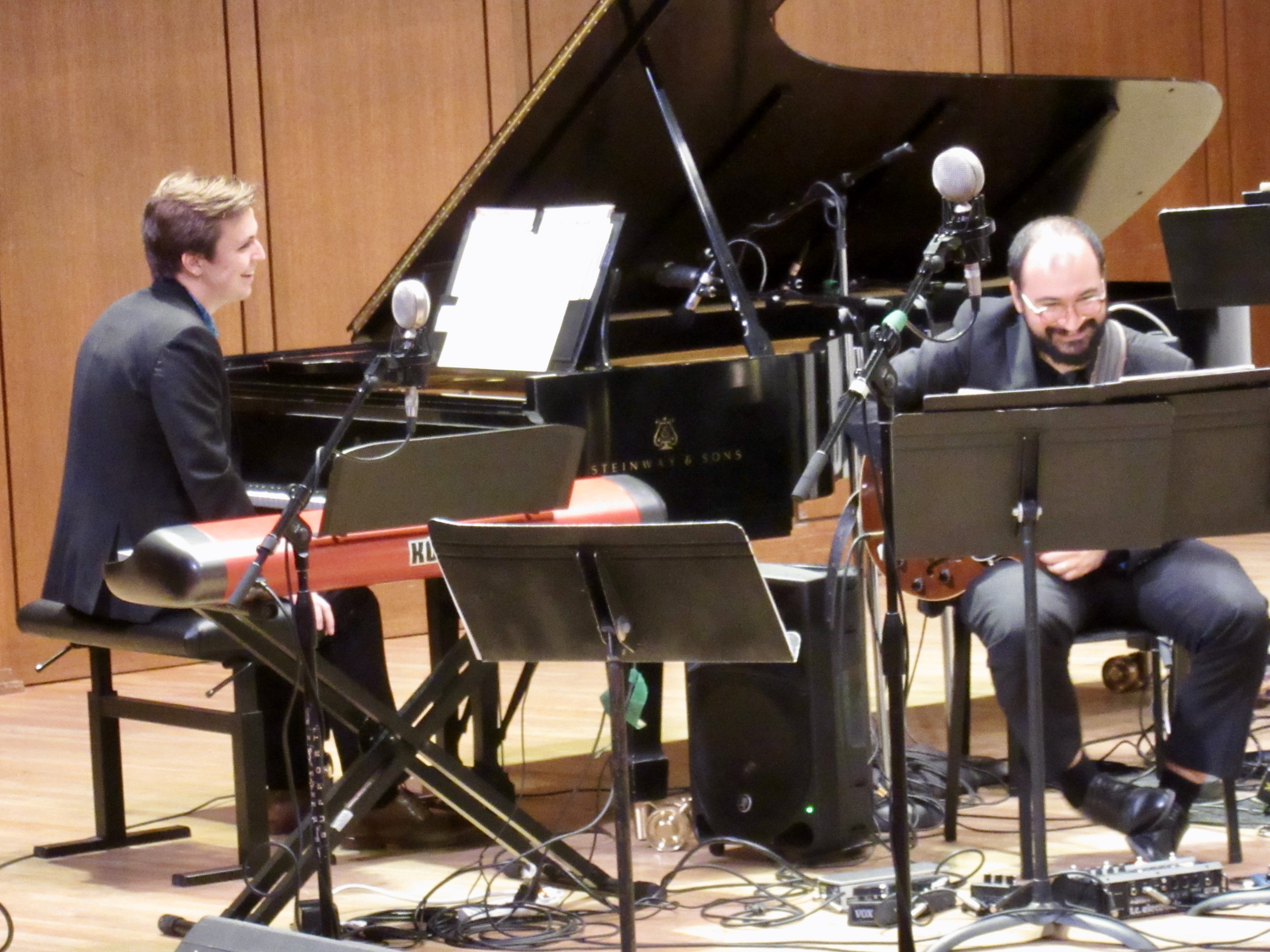 """New Jazz Composition: """"New Flame"""" (Awesome!)"""