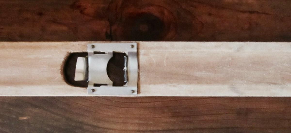 A Favorite Vintage Kitchen Gadget: My Grandmother's Wooden Corn Scraper