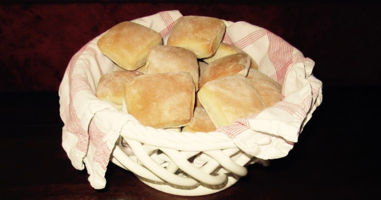 "We Call Them ""Mema Rolls,"" She Called Them ""Refrigerator Rolls"" – Call My Grandmother's Delicious Yeast Rolls Anything You Want, but Don't Call Me Late for Dinner if You're Serving Them"