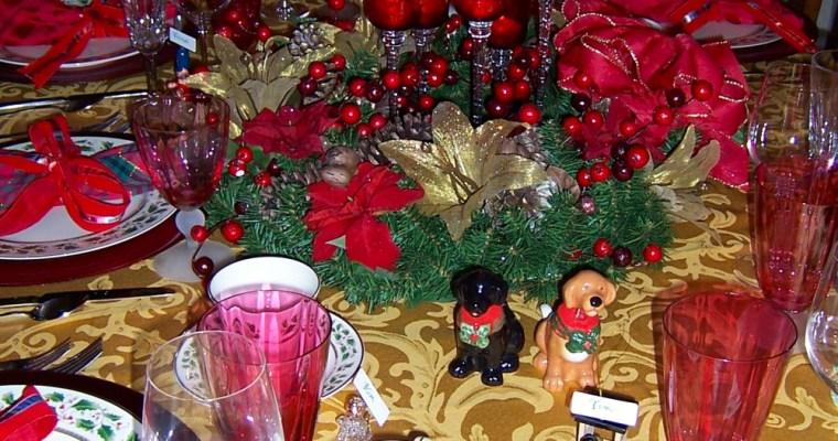 Glover Gardens Holiday Menu Classics