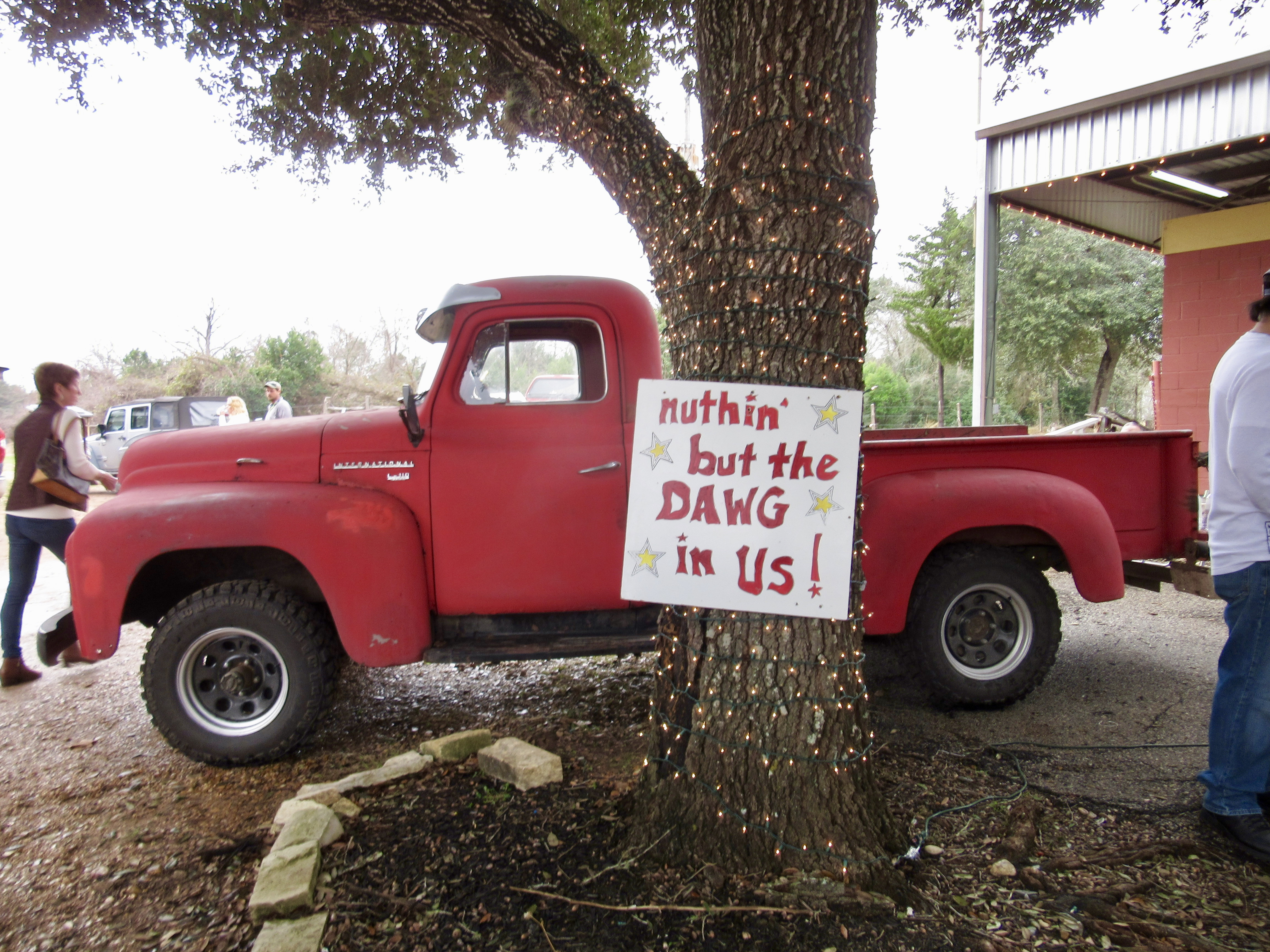 A Little Bit of Americana Deep in the Heart of Texas