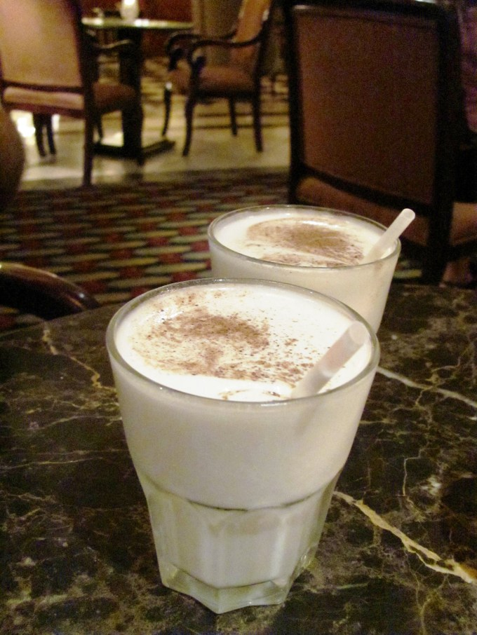 New Orleans, the Kentucky Derby and a Boozy Bourbon Milk Punch