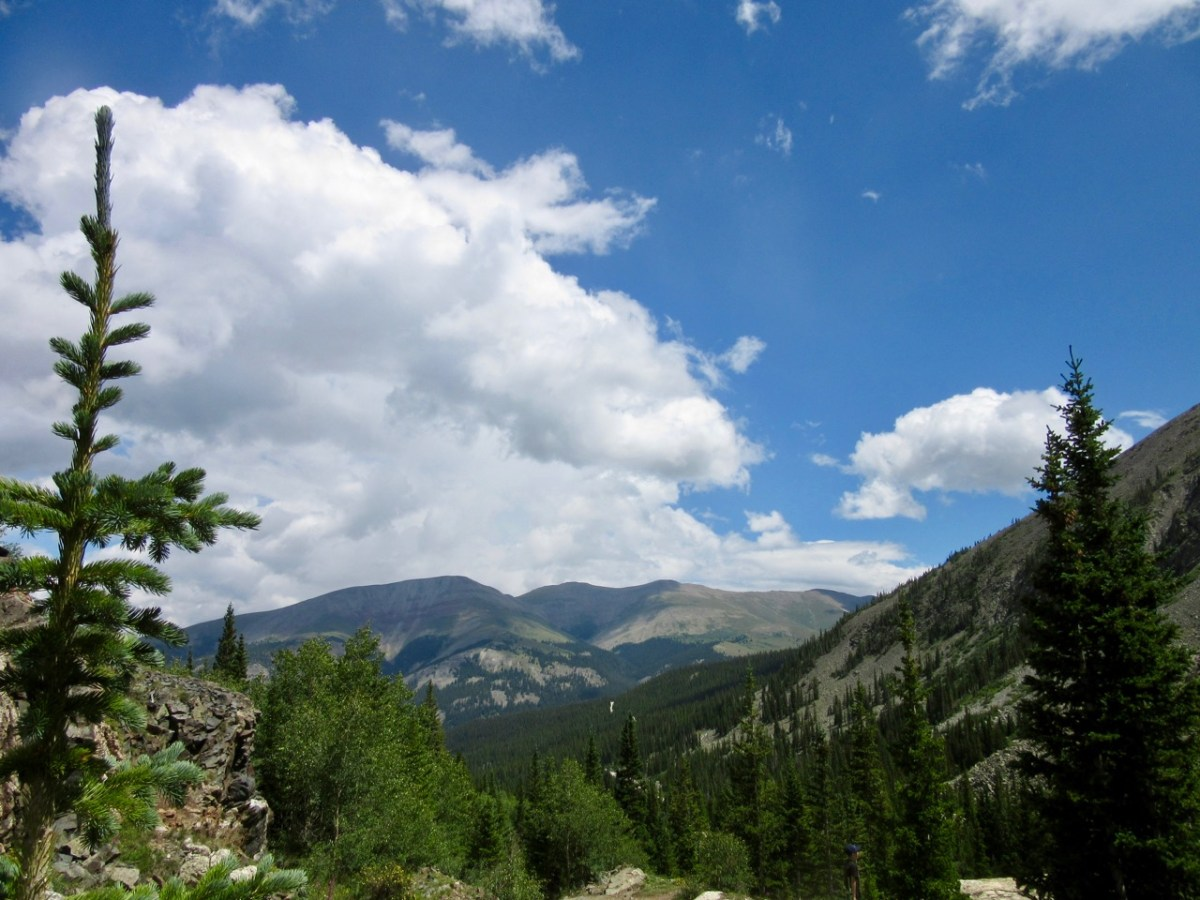 Another Gorgeous Mountain View