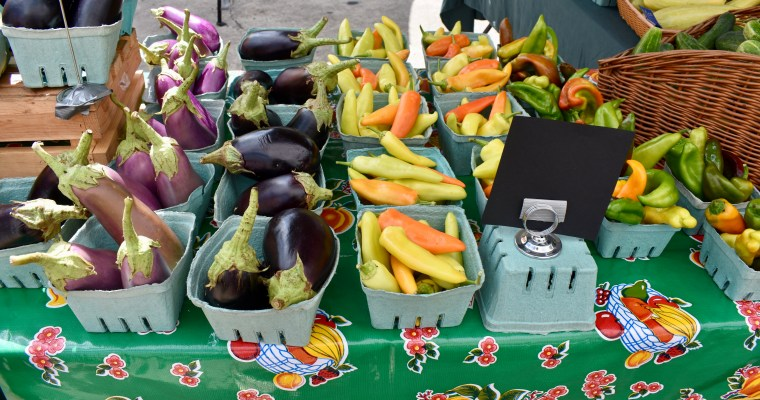 Farmers Market in New Orleans – the Real Deal